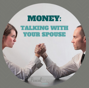 talking to spouse about money