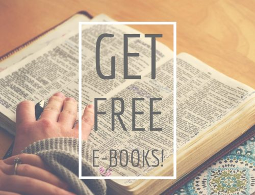 Free Stuff Friday - Books!