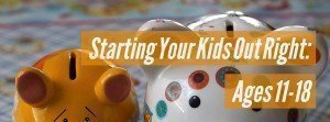 Talk to your teens and tweens about money. Learn lessons and tips on how to make your kids great with money
