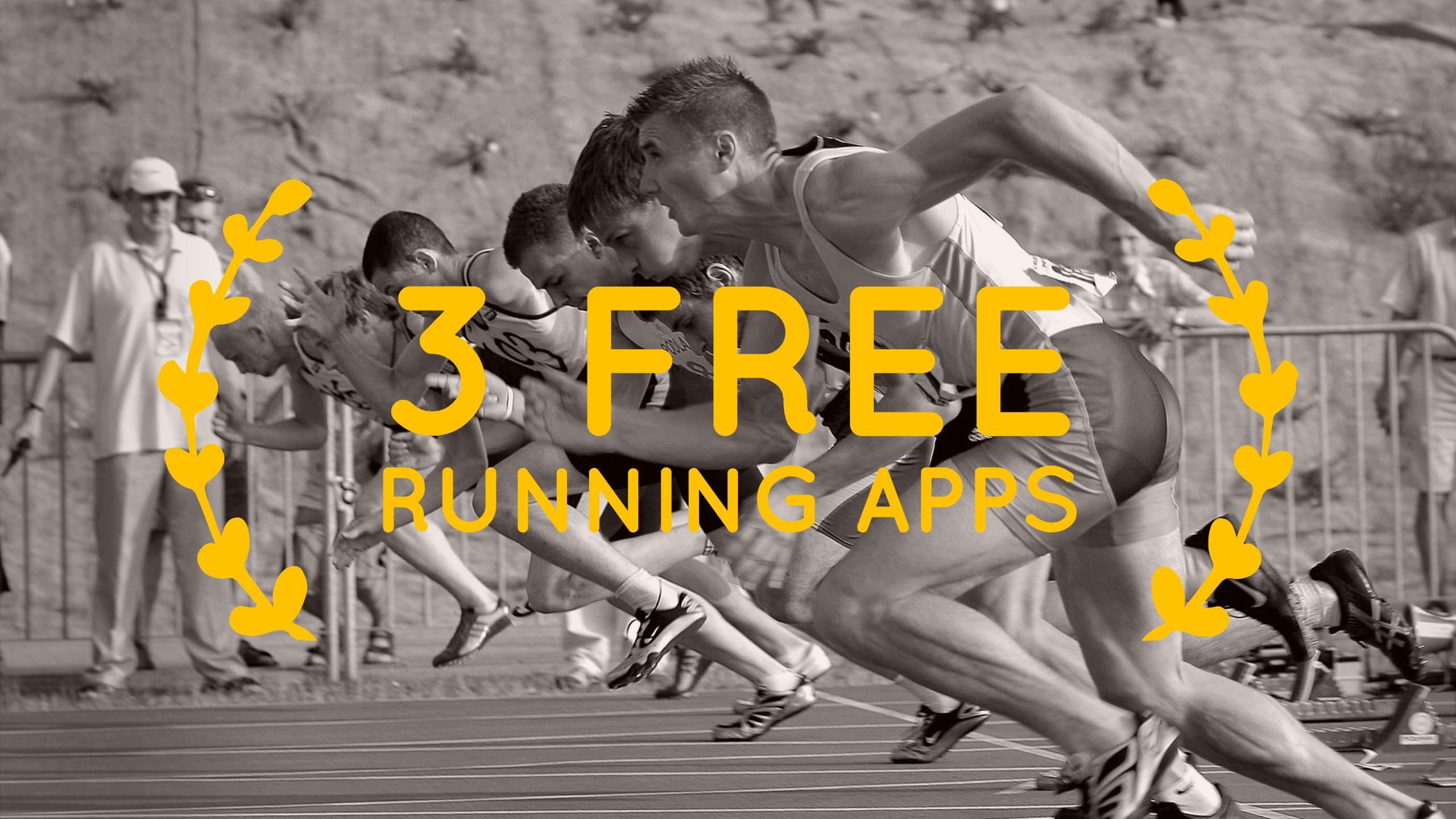 Free Stuff Friday - Free Running Apps on your smart phone