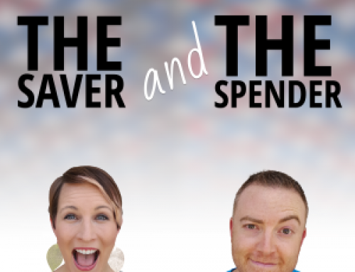 The Saver and The Spender Podcast Episode 14: Julie DeVito, personal coach and time management expert
