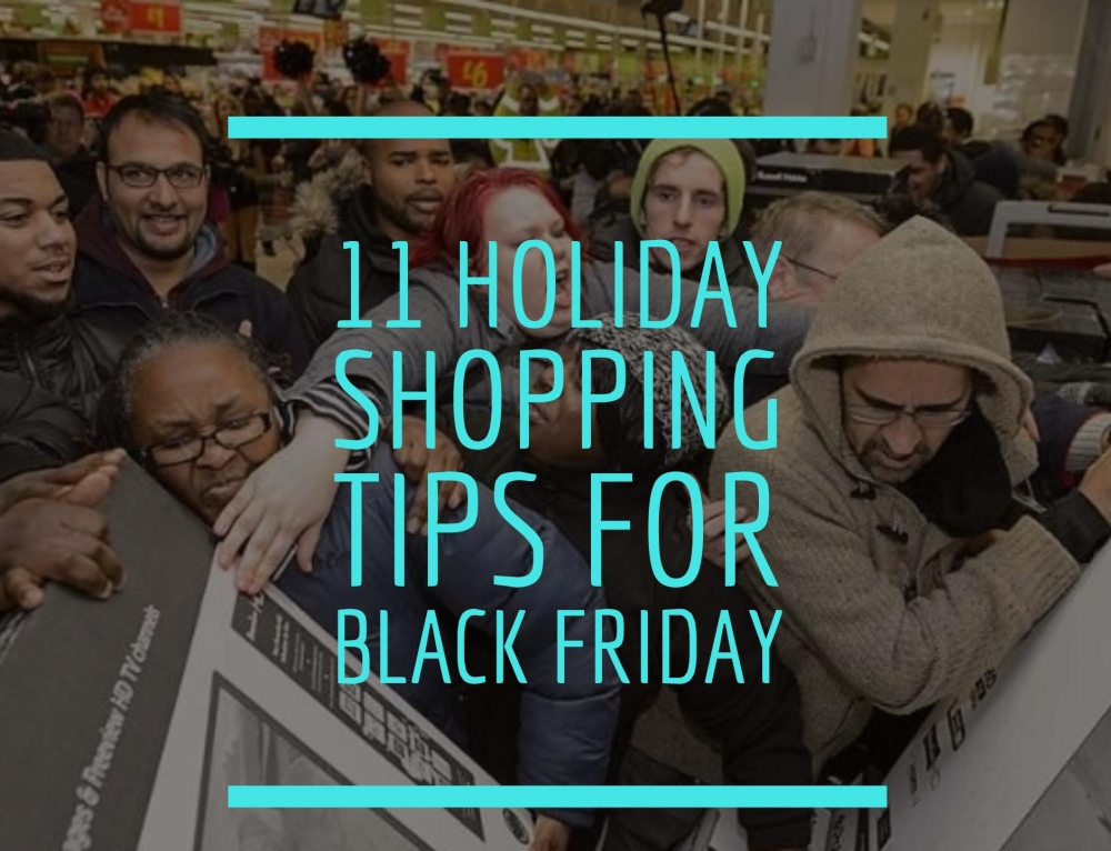 How to shop for the holidays, get everything you want, save money and not go crazy!
