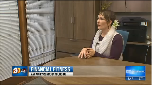 kelsa dickey financial coach budgeting and end of year finance tips