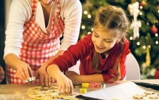 holiday traditions financial coach