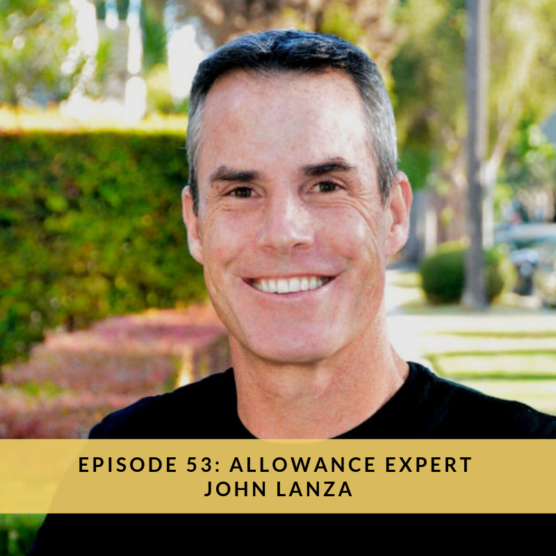 The Saver and the Spender Podcast, Episode 53: Raising Money-Smart Kids with Allowance Expert John Lanza