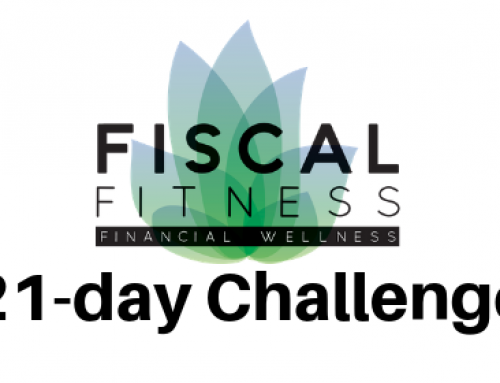 The Fiscal Fitness Podcast Episode 79:  21 Day Challenge Update