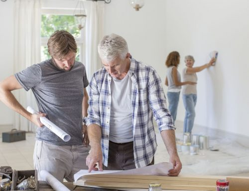 The Fiscal Fitness Podcast Episode 101: Financially preparing for home projects and renovations