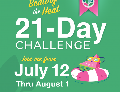 Join the Beat the Heat 21-Day Challenge